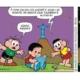 Tirinha exclusiva da Turma da Mônica e o André para o Dia Mundial de Conscientização do Autismo - Revista Autismo