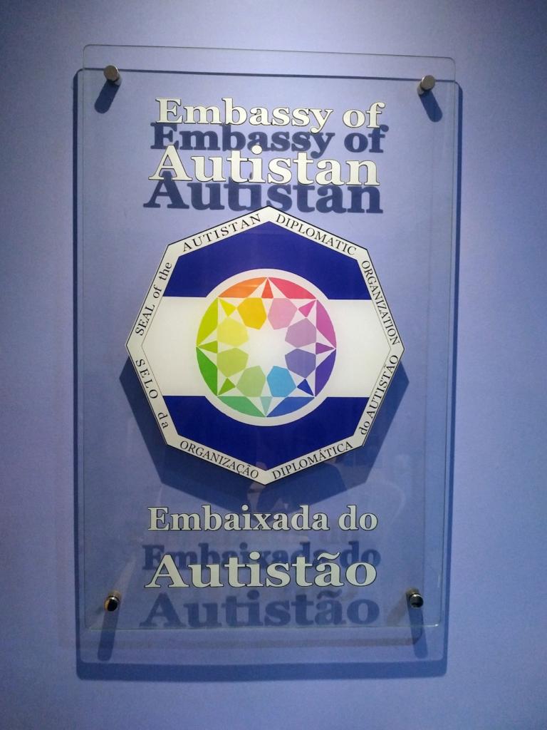 Embaixada do Autistão - Revista Autismo