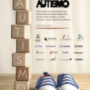 Contracapa da Revista Autismo edição número 9 de junho/2020
