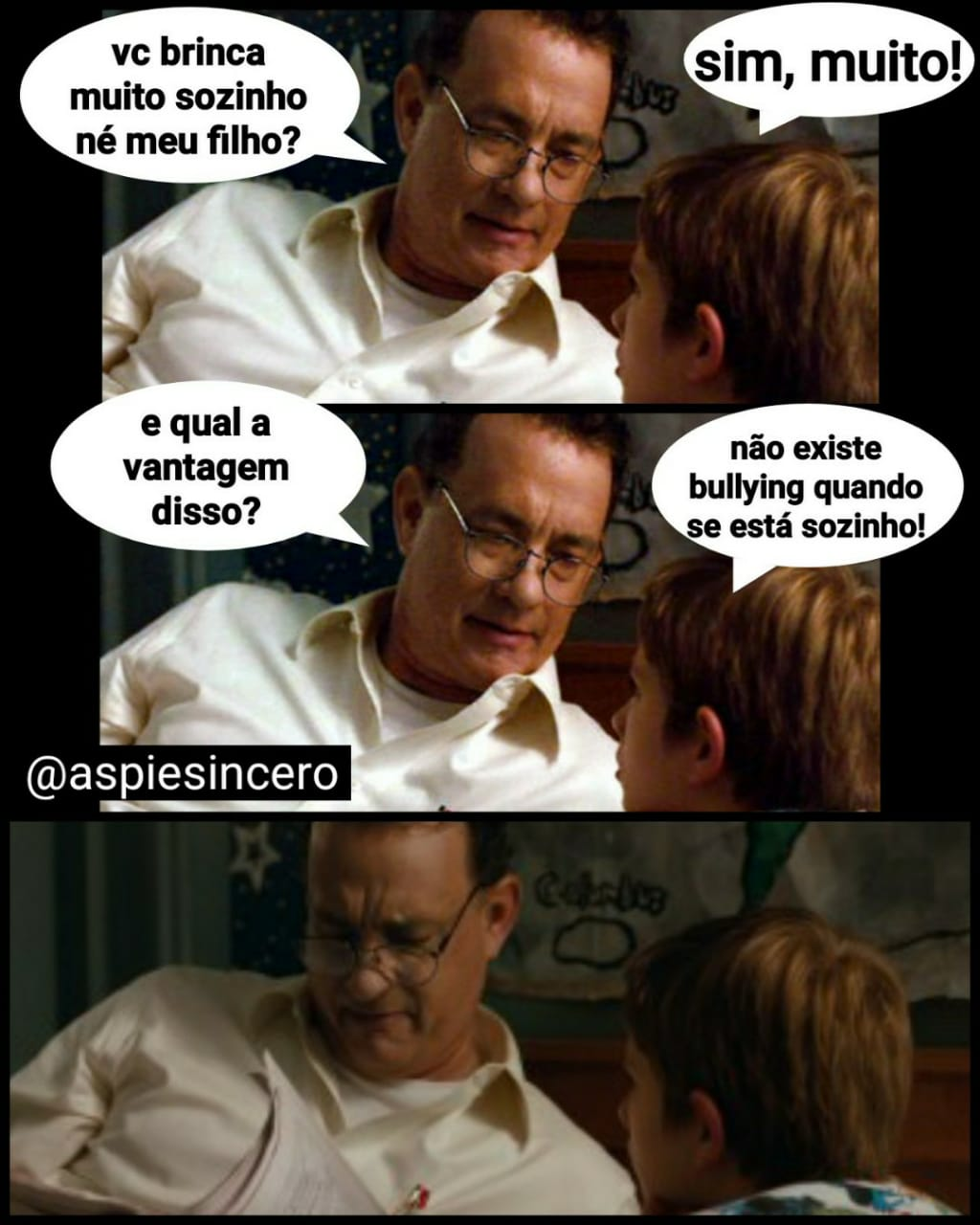 Meme Sincero - A Cura - Revista Autismo