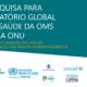 Pesquisa para Relatório Global de Saúde da OMS — Revista Autismo