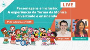 Live do Instituto Farol com Mônica Sousa — Revista Autismo