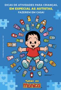 Dicas de atividades para crianças, em especial as autistas, fazerem em casa. — Canal Autismo - Revista Autismo
