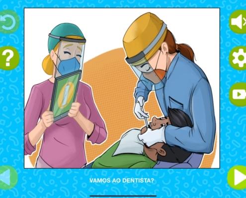 Vamos ao dentista? — Canal Autismo / Revista Autismo
