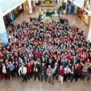 Funcionários do Aeroporto de Bruxelas, na Bélgica — Canal Autismo / Revista Autismo