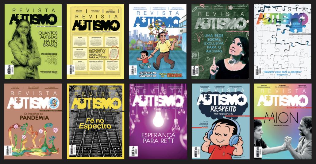 Assine a Revista Autismo