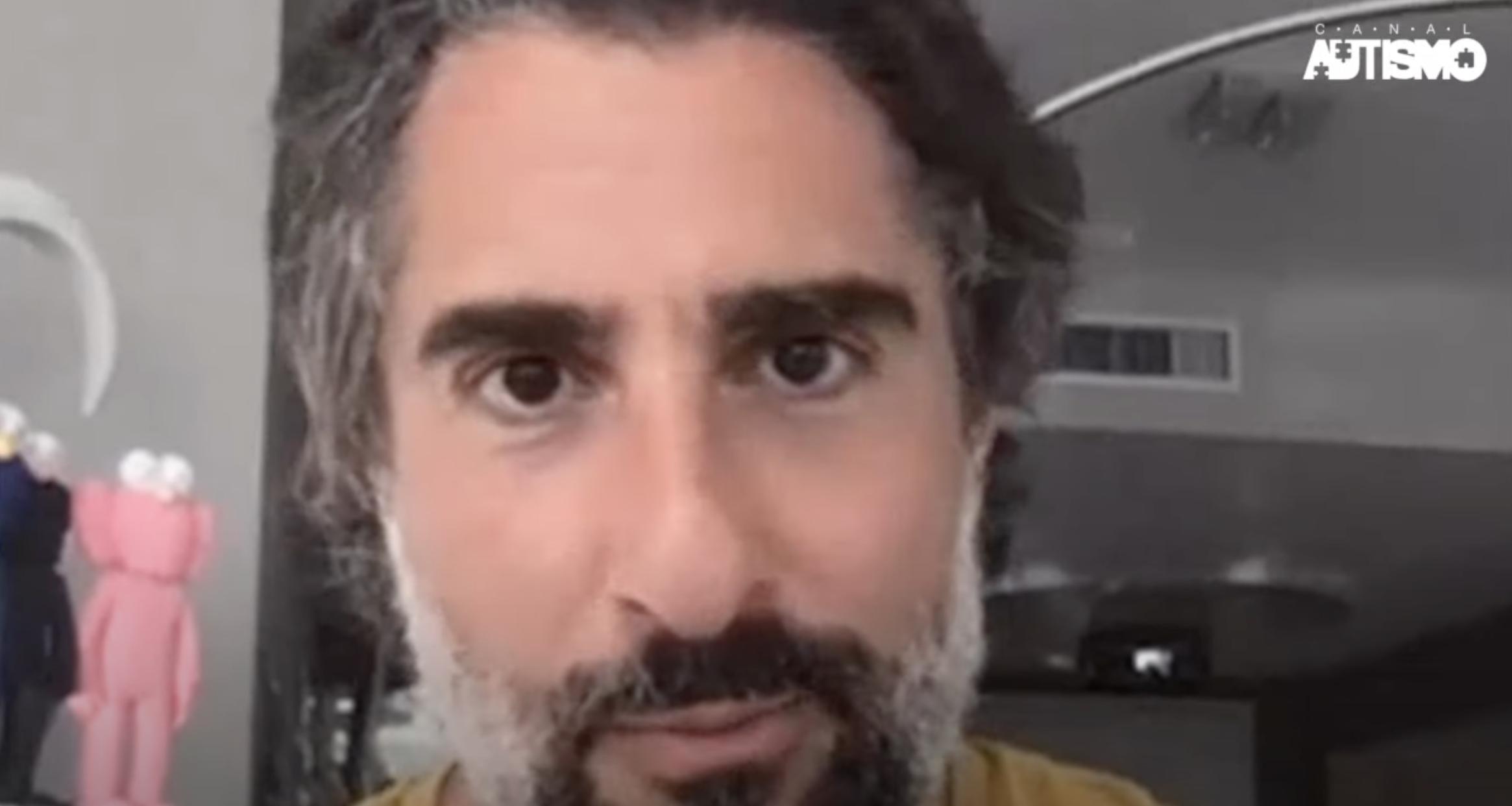 Entrevista exclusiva com Marcos Mion, o pai do Romeu — Francisco Paiva Junior — Canal Autismo / Revista Autismo - texto e vídeo