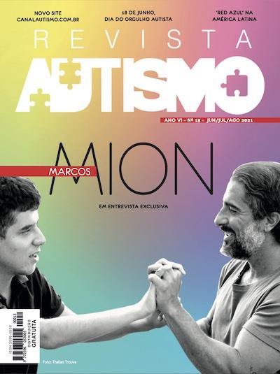 Revista Autismo 13 — Entrevista exclusiva com Marcos Mion