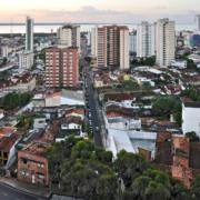Belém panorama