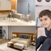 Casacor apresenta decoração de quarto projetada para criança autista — Canal Autismo / Revista Autismo