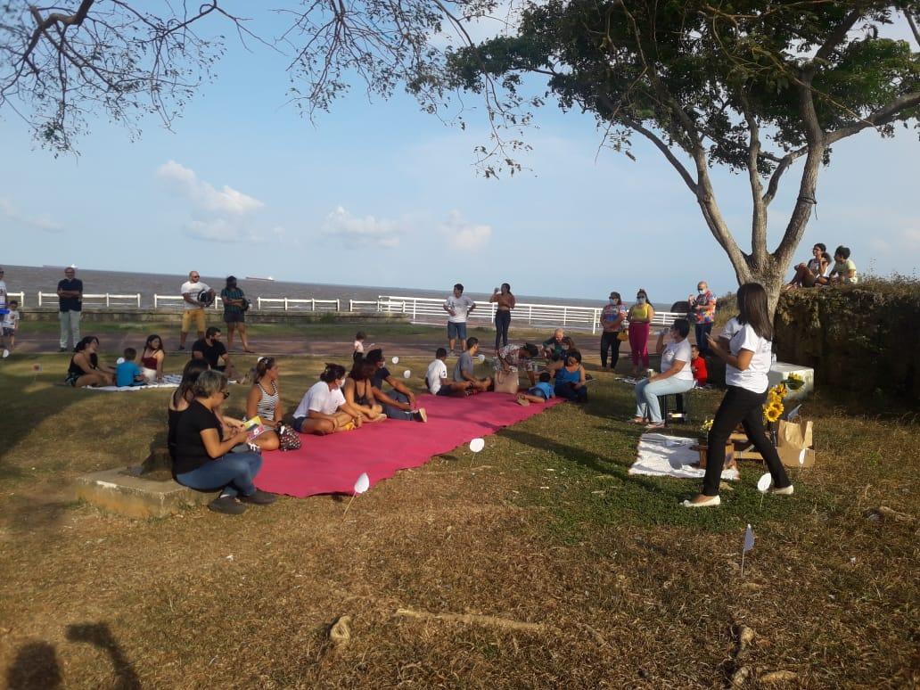 Ativistas conversam sobre autismo e suicídio em evento em Macapá — Canal Autismo / Revista Autismo