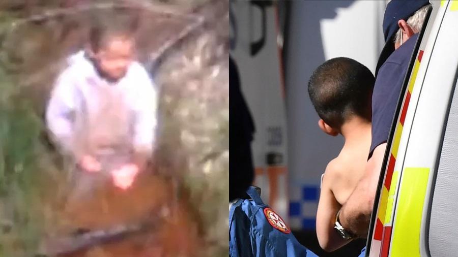 Criança autista desaparece na Austrália e é encontrada viva 3 dias depoiso — Canal Autismo / Revista Autismo