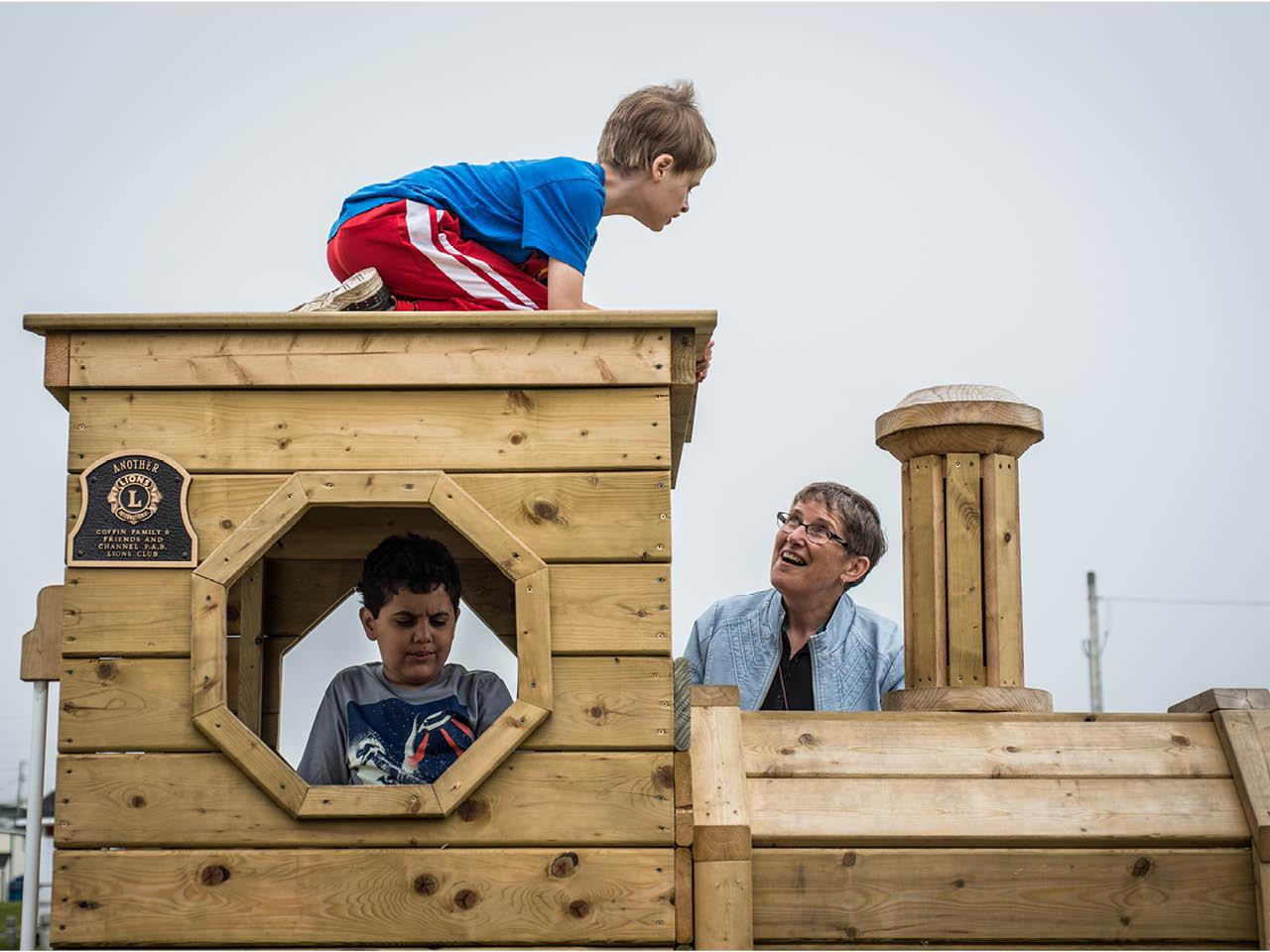 Mães de autistas adaptam cidade inteira no interior do Canadá — Canal Autismo / Revista Autismo