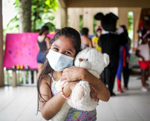 Crianças autistas participam de evento no Maranhão — Canal Autismo / Revista Autismo