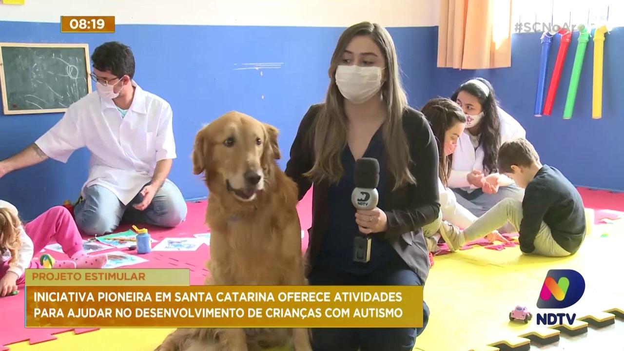 Projeto gratuito atende autistas em Florianópolis — Canal Autismo / Revista Autismo